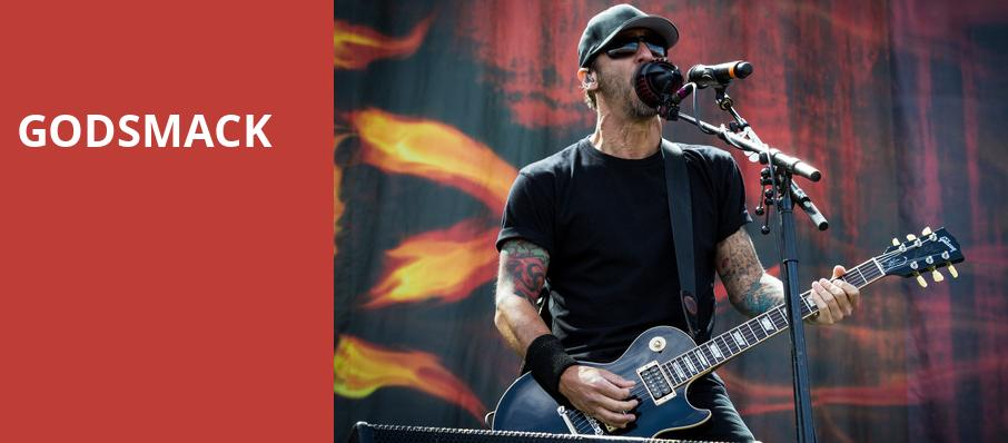 Godsmack, Cal Coast Credit Union Open Air Theatre, San Diego