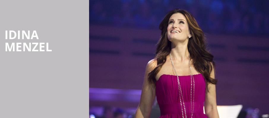 Idina Menzel, Jacobs Music Center, San Diego
