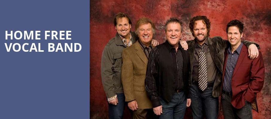 Home Free Vocal Band, Balboa Theater, San Diego