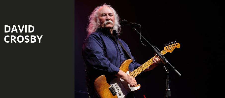 David Crosby, Balboa Theater, San Diego