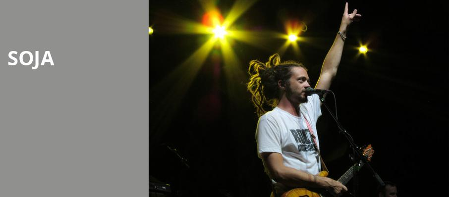 Soja, Birch North Park Theatre, San Diego