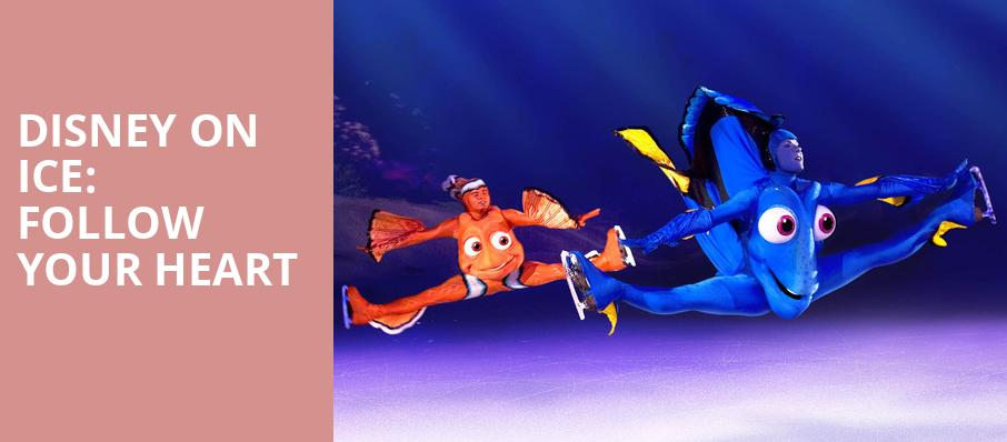Disney on Ice Follow Your Heart, Valley View Casino Center, San Diego