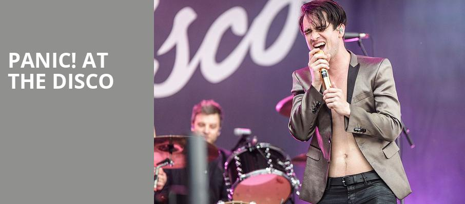 Panic at the Disco, Valley View Casino Center, San Diego