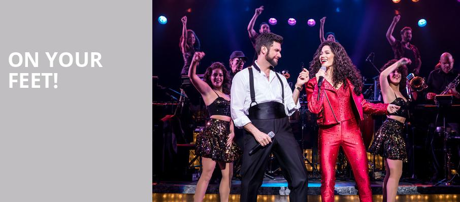 On Your Feet, San Diego Civic Theatre, San Diego