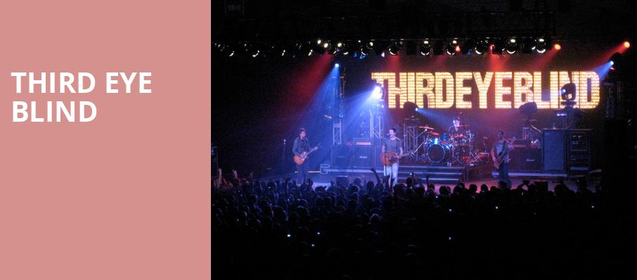Third Eye Blind, San Diego Open Air Theatre, San Diego
