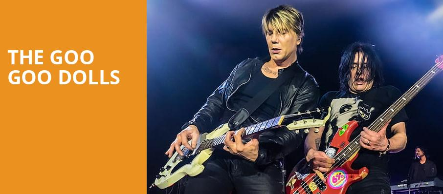 The Goo Goo Dolls, House of Blues, San Diego