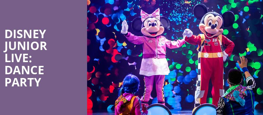 Disney Junior Live Dance Party, Spreckels Theatre, San Diego