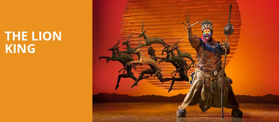 The Lion King, San Diego Civic Theatre, San Diego