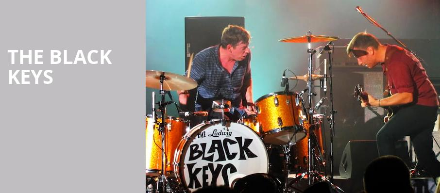 The Black Keys, North Island Credit Union Amphitheatre, San Diego
