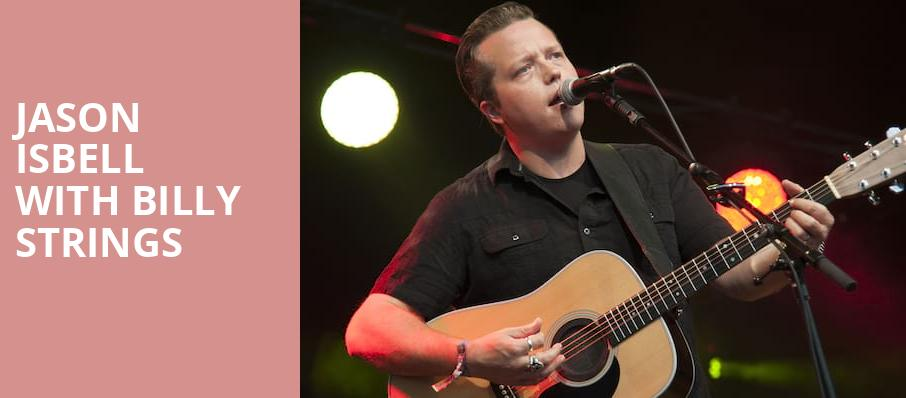 Jason Isbell with Billy Strings, Humphreys Concerts by the Beach, San Diego