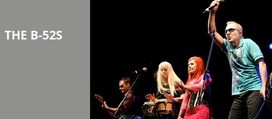 The B 52s, Palomar Starlight Theater, San Diego