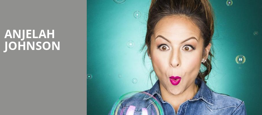 Anjelah Johnson, Del Mar Fairgrounds, San Diego