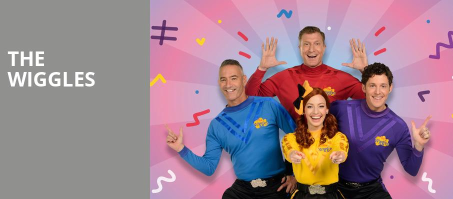 The Wiggles, Spreckels Theatre, San Diego