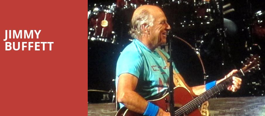 Jimmy Buffett, Mattress Firm Amphitheatre, San Diego