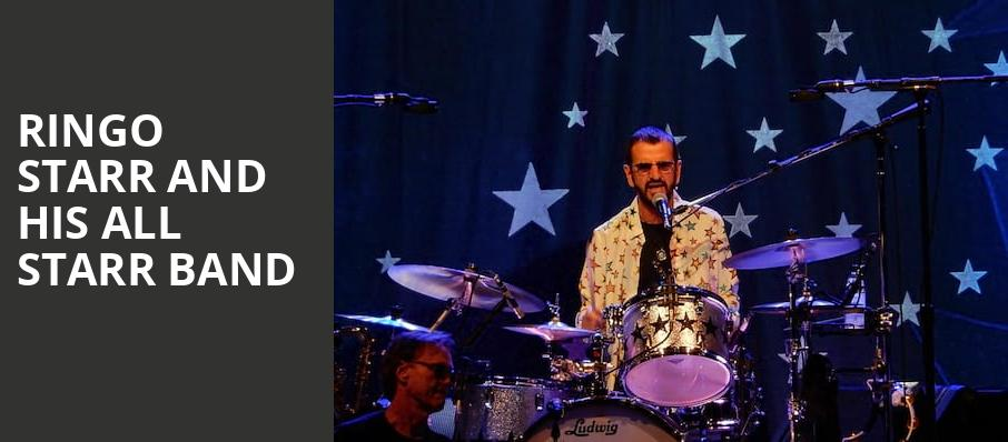 Ringo Starr And His All Starr Band, Humphreys Concerts by the Beach, San Diego