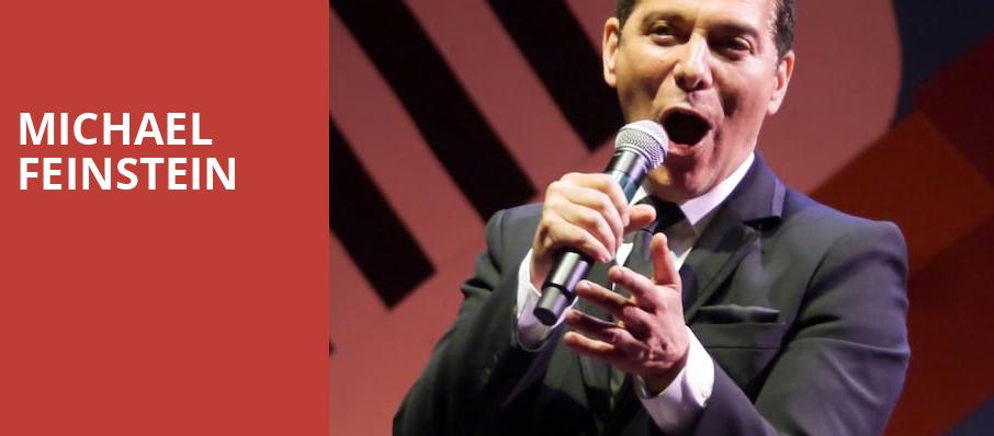 Michael Feinstein, Jacobs Music Center, San Diego
