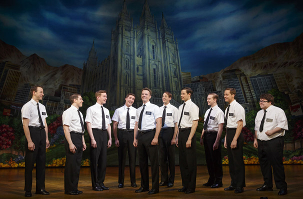 The Book of Mormon, San Diego Civic Theatre, San Diego