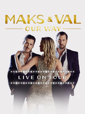 Maks & Val: Our Way Poster